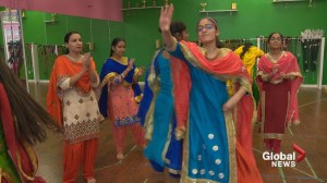 Calgary girls out to shine at Punjabi Folk Dance competition
